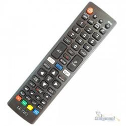 Controle Smartv Samsung - LG NETFLIX - AMAZON CO1377/ SKY9058